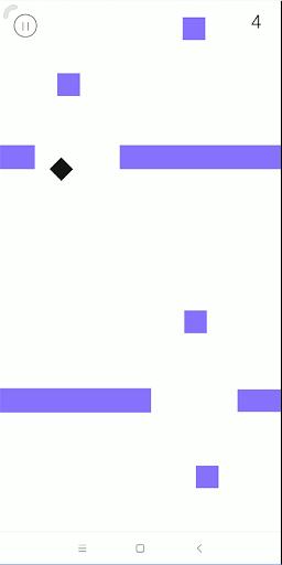 panic brick - addictive jump screenshot 2