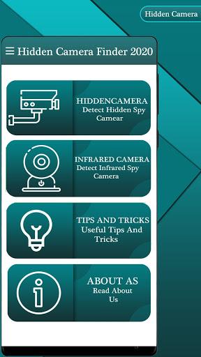 Hidden Device Detector- Hidden Bug Finder 2020 1.0.5 screenshots 2