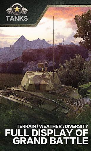 Chariot jeu de tir,  chars tir des avions ennemis APK MOD – ressources Illimitées (Astuce) screenshots hack proof 2