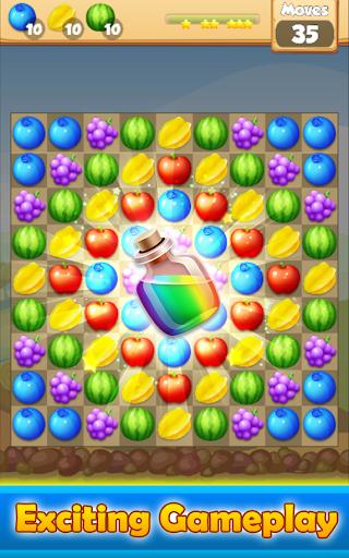 fruit pop party - match 3 game screenshot 2