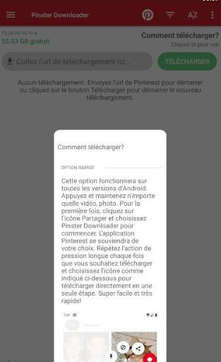 Pinterest Video Downloader 1.1.1 screenshots 5