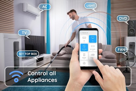 iRemote - Remote control for TV, STB, AC and more 1.3