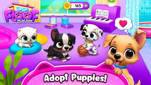 FLOOF - My Pet House 1.0.39 screenshots 1