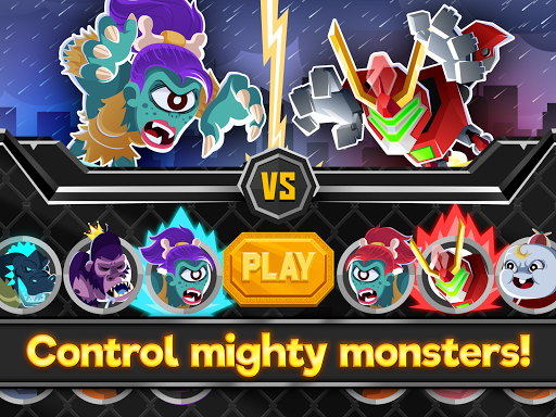UFB Rampage - Ultimate Monster Championship 1.0.3 screenshots 8