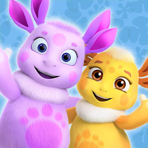 Лунтик и его друзья. Развивающие игры для детей 3D
