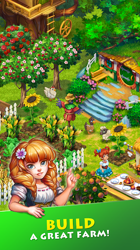 Farmdale: farming games & township with villagers 5.0.9 screenshots 1