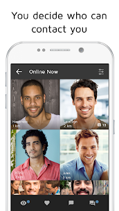 LOVELY – Your Dating App To Meet Singles Nearby 2