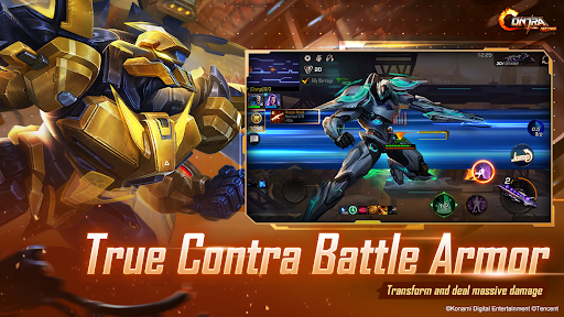 Garena Contra Returns 1.29.75.6145 screenshots 10