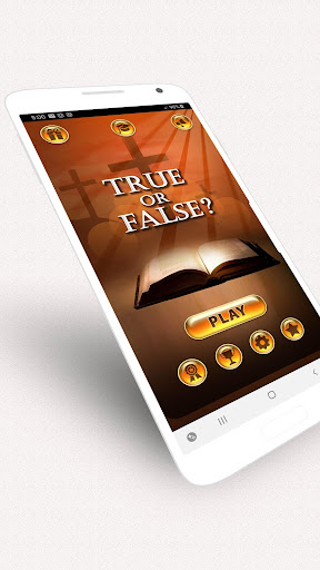 True or False? - Bible Games  screenshots 1