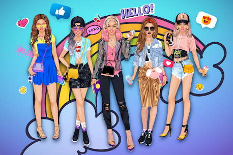 College Girls Team Makeover For Pc 2020 (Windows, Mac) Free Download 2