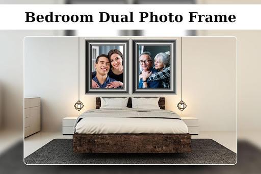 bedroom dual photo frame screenshot 3