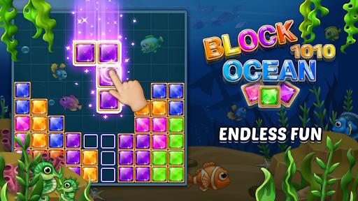 Block Ocean Puzzle 8 screenshots 1