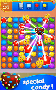 Candy Bomb 2 - New Match 3 Puzzle Legend Game