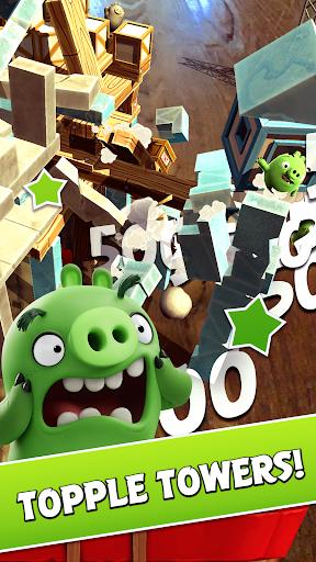 Angry Birds AR: Isle of Pigs  Screenshots 4