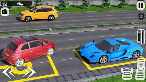 Master Car Parking 3D - Free Car Drive  screenshots 6