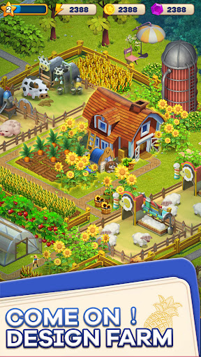 Merge Town : Design Farm  screenshots 17