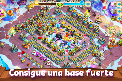 Castle Clash: Dominio del Reino 1.7.91 screenshots 2