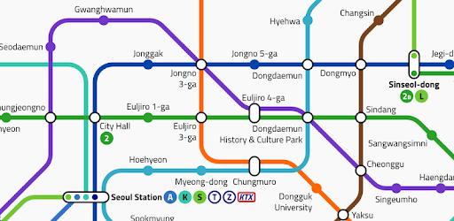 Seoul Subway Maps.Seoul Subway Map Apps On Google Play