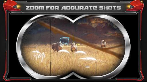 Wild Hunt - Pig Sniper Shooting 1.0.19 screenshots 4