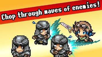 Hack & Slash Hero - Pixel Action RPG -