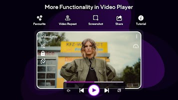Video Player Pro - A New Video Player & MP3 Player