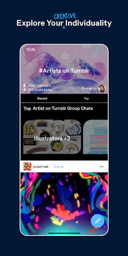 Tumblr 18.5.0.00 screenshots 2