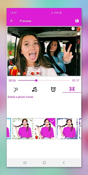 Image to Video with Song : Slideshow