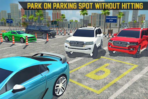 Prado luxury Car Parking: 3D Free Games 2019 7.0.1 screenshots 5