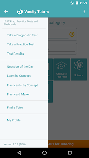 LSAT Prep: Practice Tests and Flashcards