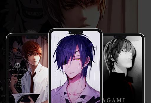 Anime Boy Wallpapers - Anime Wallpaper Anime Boys 1.0.3 Screenshots 21