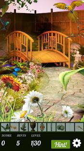 hidden objects world: garden gazing adventure hack