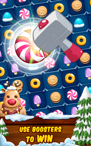 Christmas Candy World - Christmas Games screenshots 6