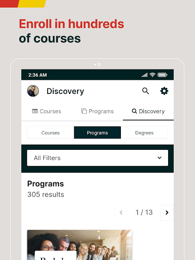 edX: Online Courses by Harvard, MIT, Berkeley, IBM 2.24.3 Screenshots 8