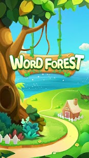 Word Forest -  Word Connect & Word Puzzle Game Screenshot