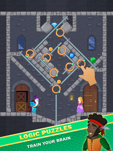 How To Loot: Pull The Pin & Rescue Princess Puzzle  Screenshots 9