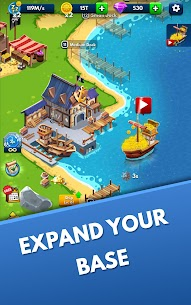 Idle Pirate Tycoon Mod Apk (Unlimited Money) 9