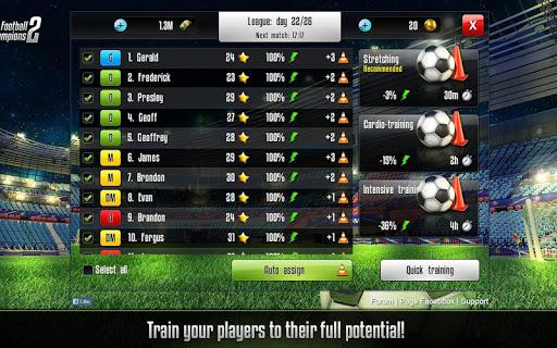 Football Champions 7.41 screenshots 9
