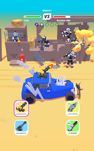 Desert Riders Mod Apk- Car Battle Game (UNLIMITED CASH) 8