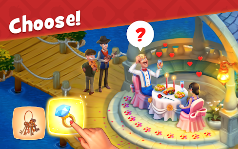 Gardenscapes APK MOD 5.5.0 (Unlimited Stars/Coins) 8