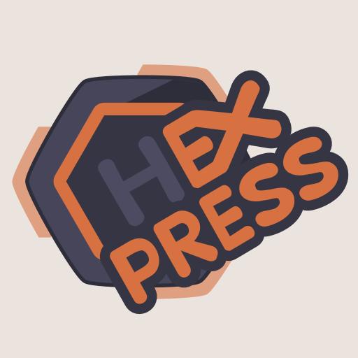 Hexpress musical instrument