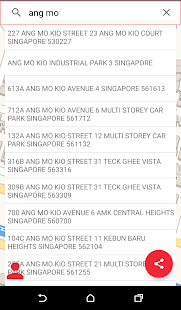 SG Map and Street Directory