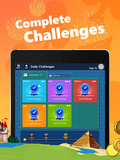 Microsoft Solitaire Collection  screenshots 9