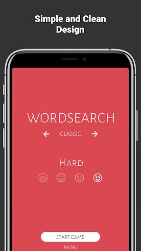 Word Search 1.90 screenshots 3