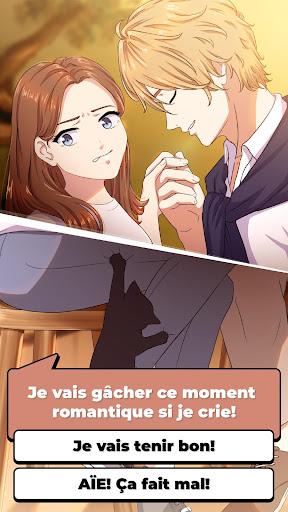 Code Triche Histoire d'amour en textos: ChatLinx (Astuce) APK MOD screenshots 4