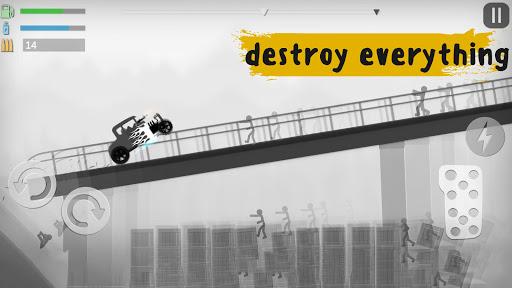 Stickman Destruction Zombie Annihilation 1.12 screenshots 5