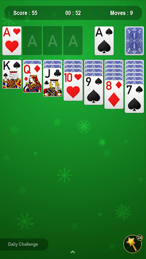 Solitaire apklade screenshots 1