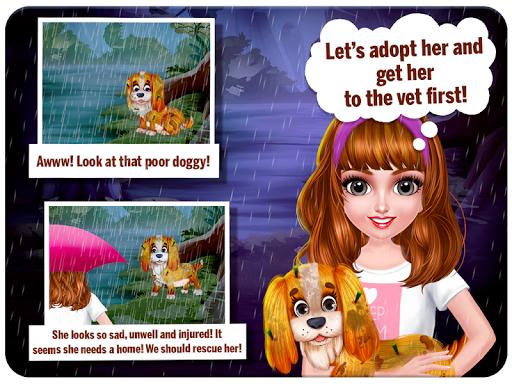 Puppy Pet Vet Salon And Daycare Activities 3.0.3 screenshots 8