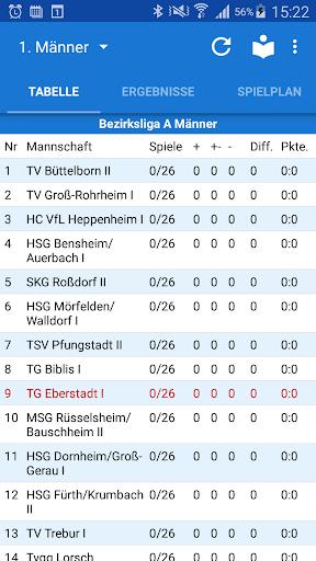 tg 07 eberstadt handball screenshot 1