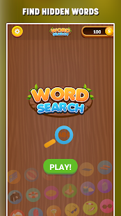 Word Search Free - Find & Link Puzzle Game