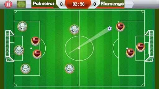 Campeonato brasileiro : Futebol de Botu00e3o u26bd apkpoly screenshots 7